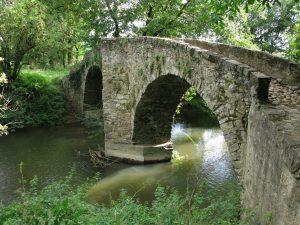 Cordes : le pont des ânes