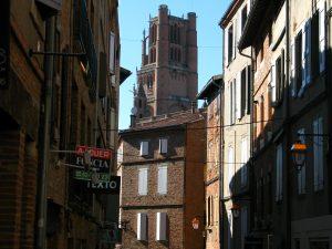 Albi : la cathédrale